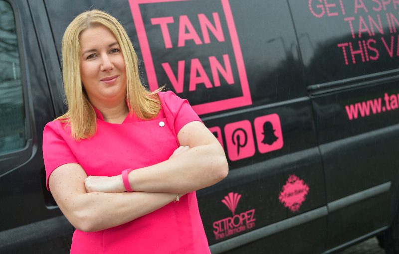 Vantrepreneurs: The Tan Van